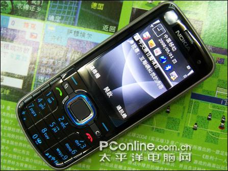500万像素诺基亚GPS智能6220c仅1580