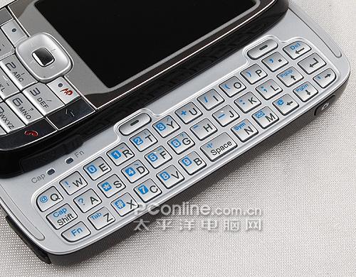 侧滑双键盘多普达智能C730改版仅1399