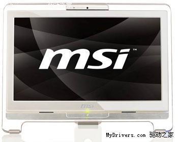 微星发布新款时尚一体机WindTopAE1900