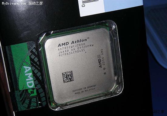 K10新双核AthlonX27850全面上市