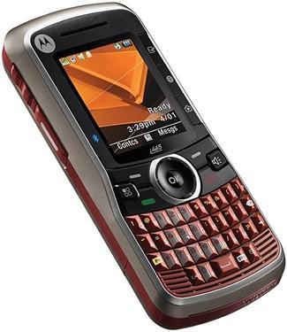 QWERTY全键盘摩托智能手机i465将开卖