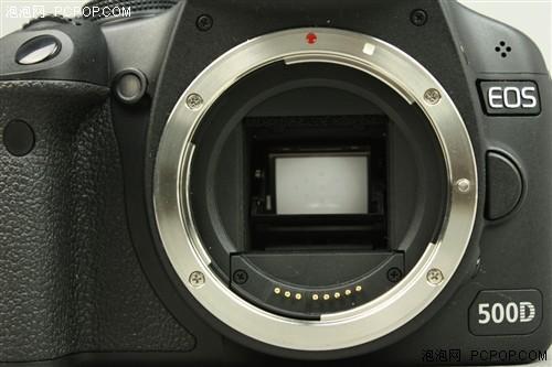 畅销元素大集合入门单反佳能500D评测(2)