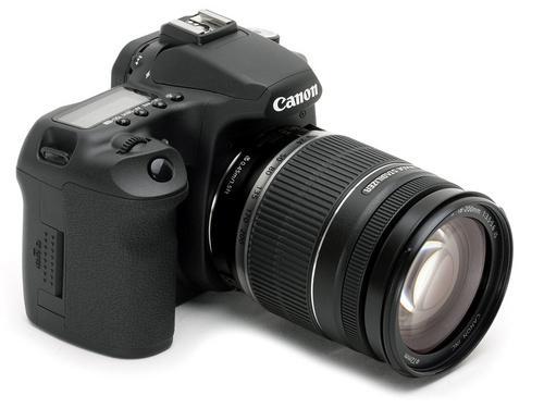 原厂18-200mm镜头佳能40D套机8750元