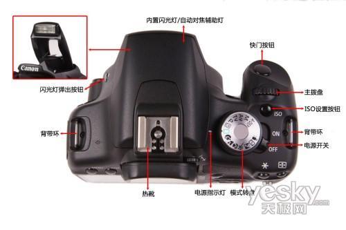 高清视频入门级数码单反佳能500D评测(2)