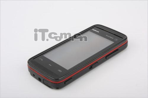 S60全触控诺基亚WAPI手机5530XM详测