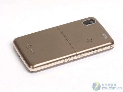 直板全触屏LG天翼3G手机KV500评测