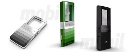 灵感/剔透/精髓玻璃质概念手机汇总(8)