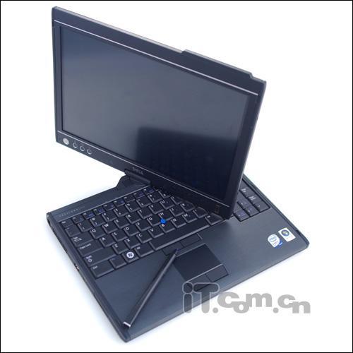 多重触控翻转屏 戴尔Latitude XT2评测_笔记本