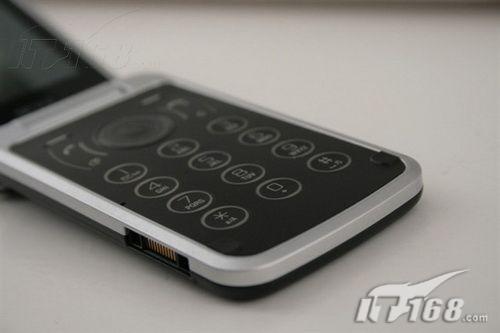 时尚3G手机索爱T707行货仅1838元