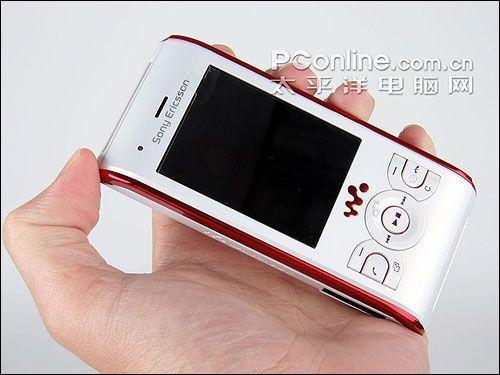 完美弧线 索爱W595c白色行货仅1550_手机