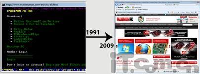 浏览器演变史详评1991年以来的浏览器