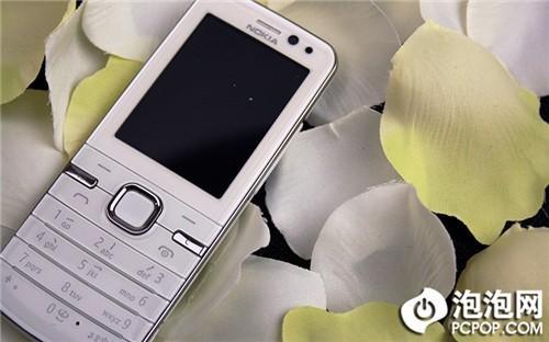 简约时尚诺基亚S60智能机6730c评测