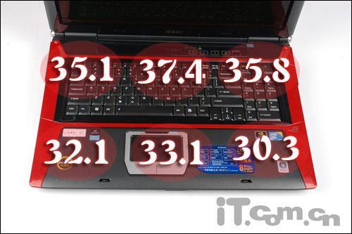 战神装备又升级顶级游戏本华硕G71G评测(5)