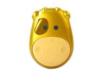 金色福牛型MP3创新Moo仅售199