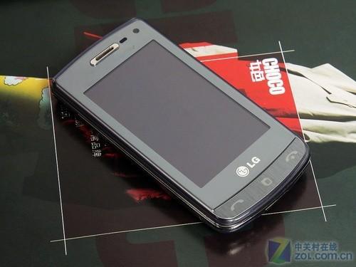 透明键盘LG滑盖3G手机GD900e行货到货