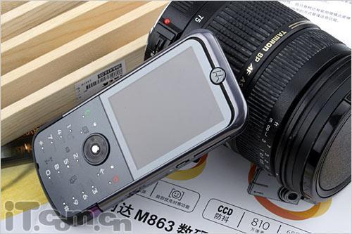 娱乐拍照手机摩托罗拉ZN5仅售1099元