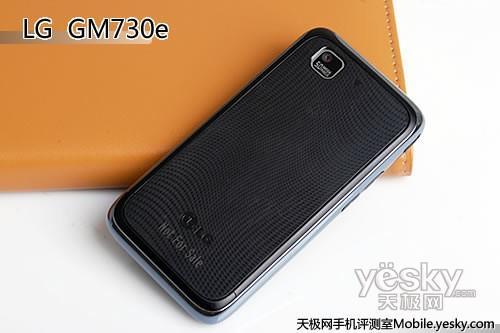 联通gm值_LG首款支持联通WCDMA手机GM730图赏_手