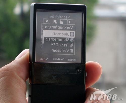 个性十足索爱发布Xperia透明屏手机