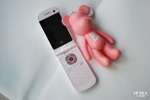 时尚清纯五款女孩最喜爱白色手机推荐