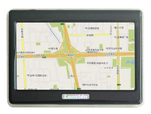 流行使用导航仪朗视通X5TV仅售1799元