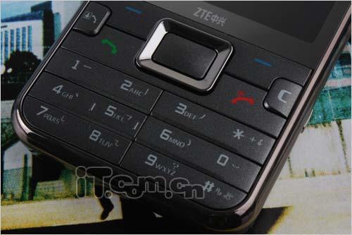 高清电视直播ZTE中兴TD手机U500评测