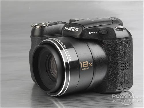 全景高清长焦相机富士S2600完美评测