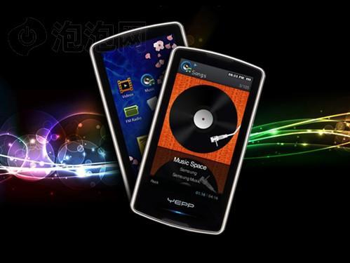 便携式多媒体播放器三星YP-M1售价1760