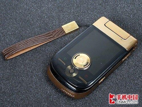 商务也华贵 摩托罗拉A1600黄金版促销