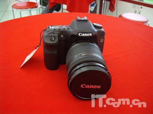配18-200mm镜头佳能50D套机售价10200