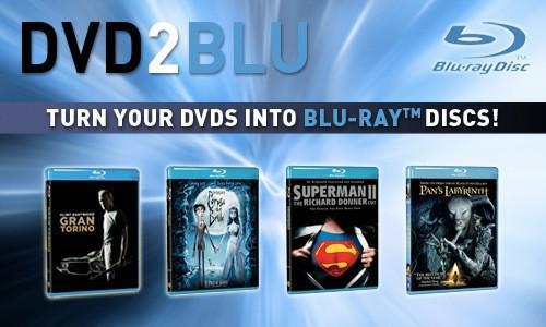 加4.95美元DVD就换蓝光可惜只在美国