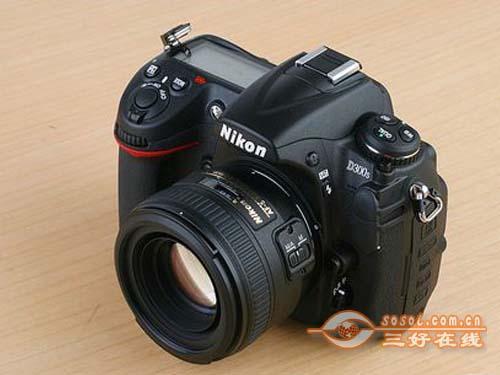 业级单反相机 尼康D300S最新价9400元图片