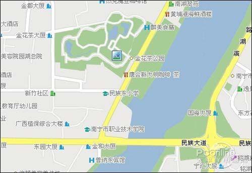 广西地图手绘学生简单