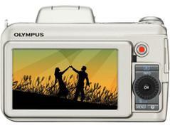 30倍光学变焦镜头奥林巴斯SP590仅售2520