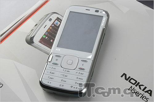 好久不见诺基亚GPS智能N79行货仅1999