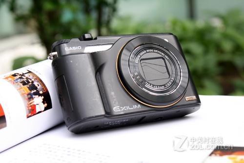 10倍光变24mm广角卡西欧FH100售2630元