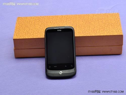 多点触控HTC谷歌强机Wildfire评测