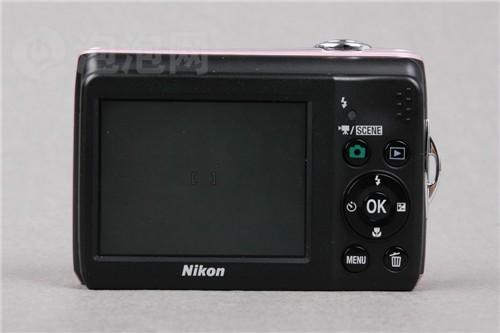 低端家用数码相机尼康L21仅售539元