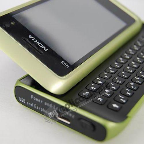 还未发布惨遭抄袭山寨诺基亚N98亮相