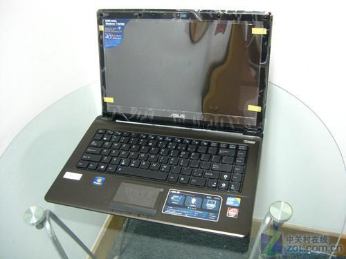 新i3芯5470独显华硕K42娱乐本5099元