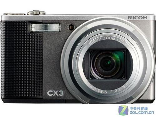 纠正失真错误理光CX1/CX2/CX3固件升级