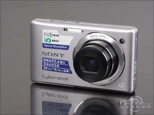 超高性价比广角卡片相机索尼W390机型评测
