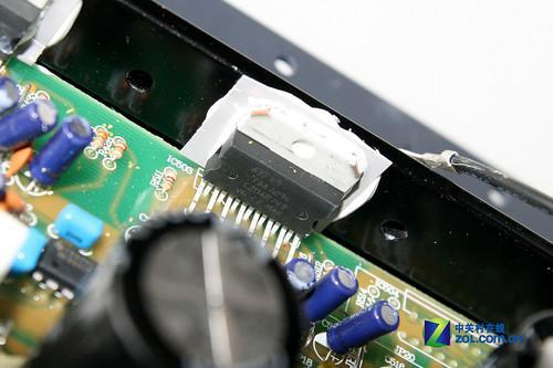 TDA7296功放芯片-谁最强 5款千元2.1音箱内部揭秘