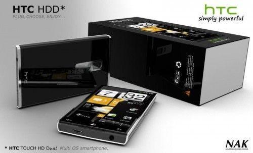 4.8英寸触屏HTCHDDual更多规格泄露
