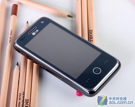 直板触控OMS智能机 LG GW880仅2080元