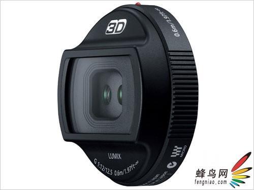 支持3D镜头!松下将会为G2提供固件更新