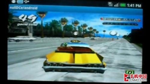 Dreamcast nullDC模拟器将支持Android_软件学