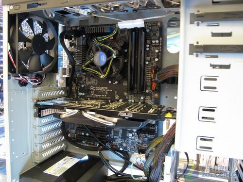 电脑内部组装图解