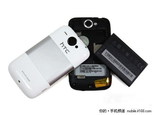 约设计风格 HTC Wildfire G8机售1750元