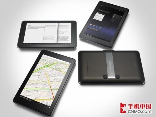 双核平板电脑 LG Optimus Pad正式公布