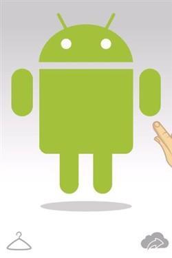 当下最火 自制Android机器人百变造型_软件学